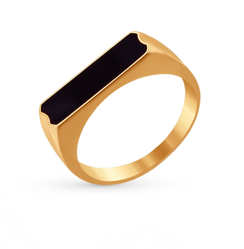 Фото «золотое кольцо с эмалью»