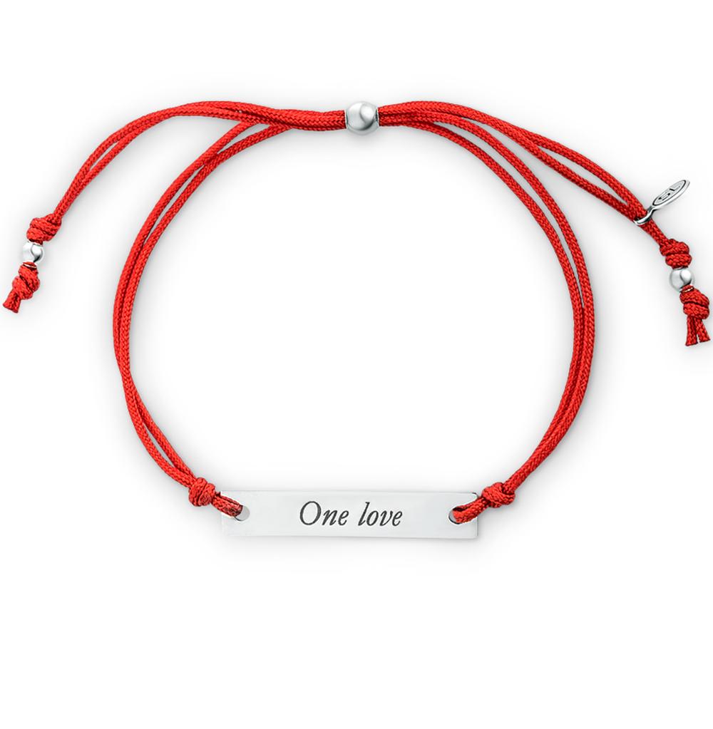 Фото «текстильный браслет»